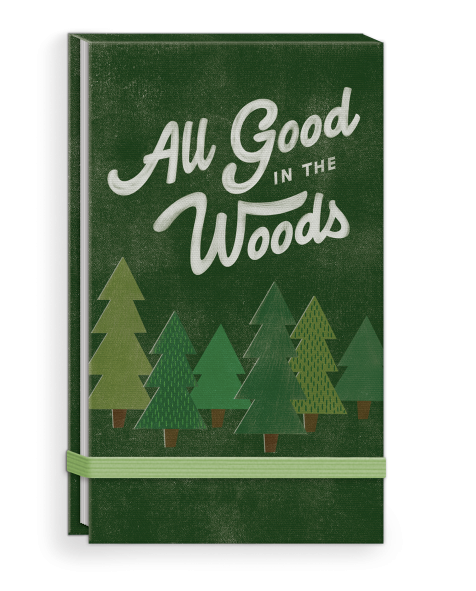 All Good in the Woods Listpad