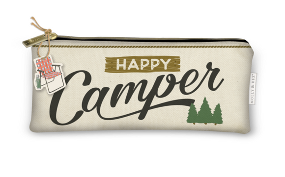 Happy Camper Pencil Case