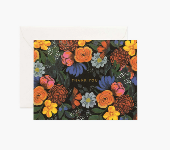 Rifle Paper Co. Odette Thank You Card
