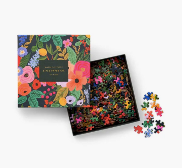 Rifle Paper Co. Garden Party Puzzle