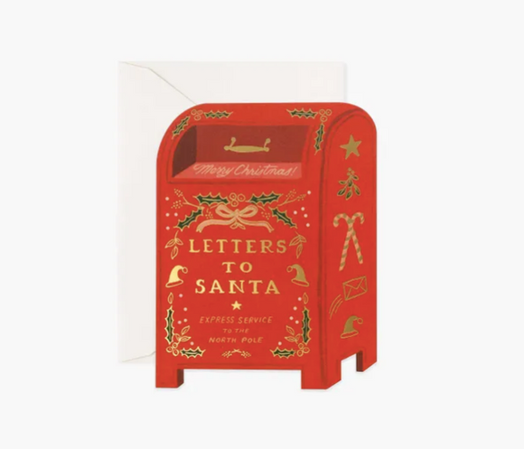 Letters to Santa Notecards