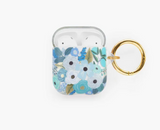 Rifle Paper Co. Blue Airpod Case