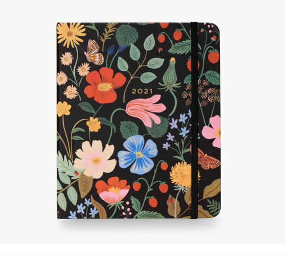 Rifle Paper Co. 2021 Strawberry Fields Planner
