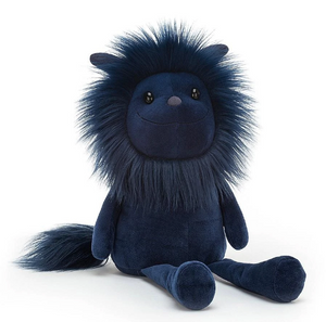 Jellycat Navy Luda Monster