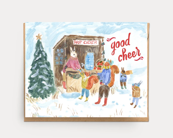Good Cheer Card