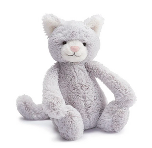 Jellycat Small Gray Kitty Toy