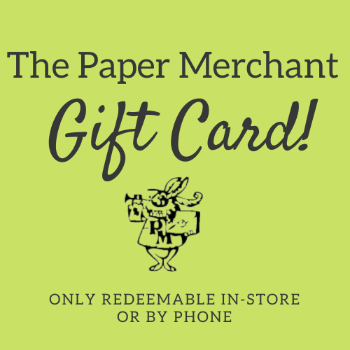 Paper Merchant Gift Cards