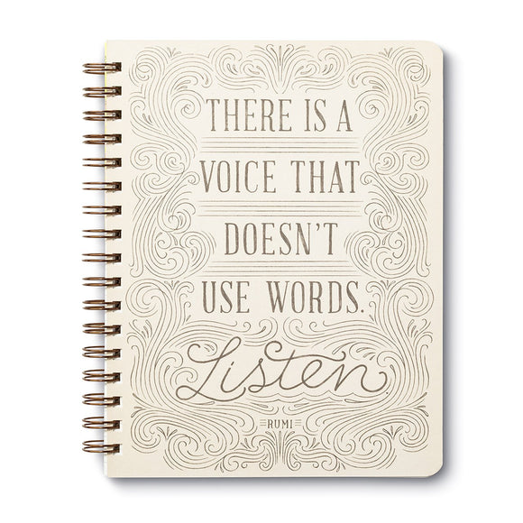 There is a Voice Notebook