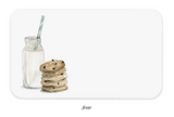 Cookies & Milk Little Notes