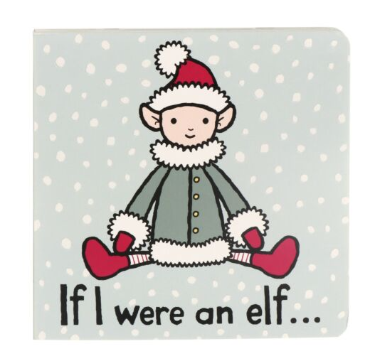 Jellycat Elf Book