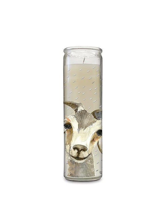 Sweet Cream Goat Candle