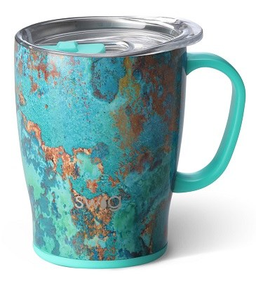 Swig Copper Patina Mug