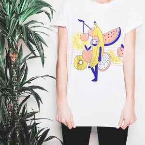 Playera Banana Mood