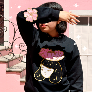 SUDADERA STAR BLOOM