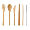 Bamboo 8 Piece Utensil Set