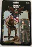 Patriot Force President Donald Trump Action Figure - Regular Edition (Wave 1)