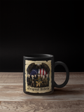 The Original Rebels on Declaration - 11 oz. Black Mug