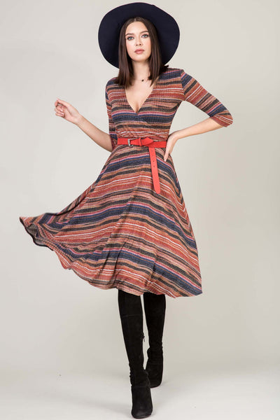 Sara Sunset Stripes RA-50219