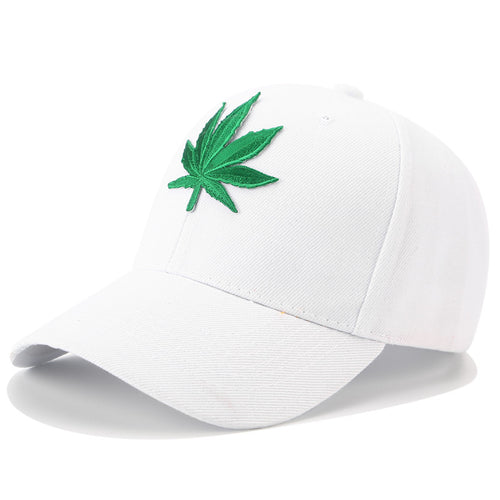 72346b1376 Embroidery Hemp Weed Dad Hats Hip Hop Snapback Cap Street Black Baseball  Caps For Women Men