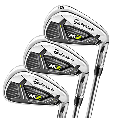 Golf iron sets with ultimate forgiveness