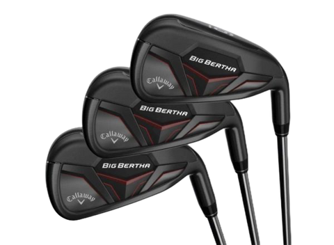 New & Second Hand Callaway Iron Sets from Replay Golf