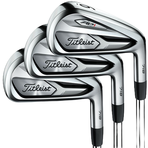New and pre-owned Titleist iron sets