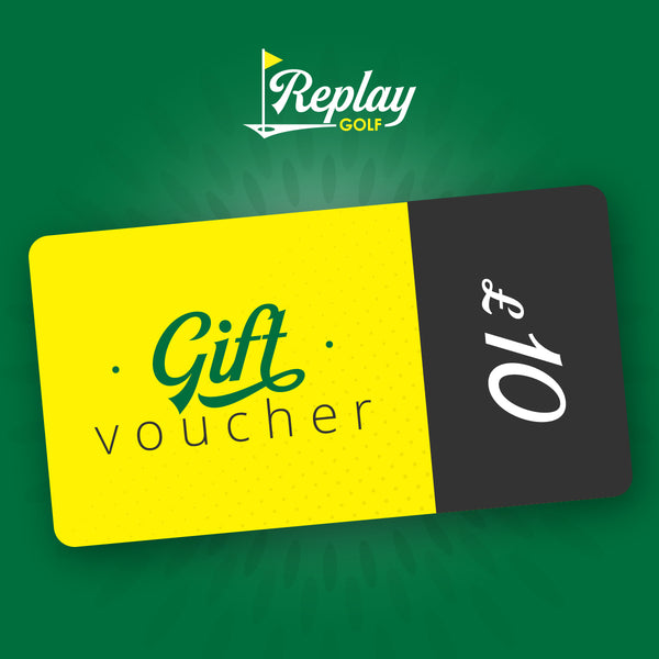 Gift Card - Replay Golf