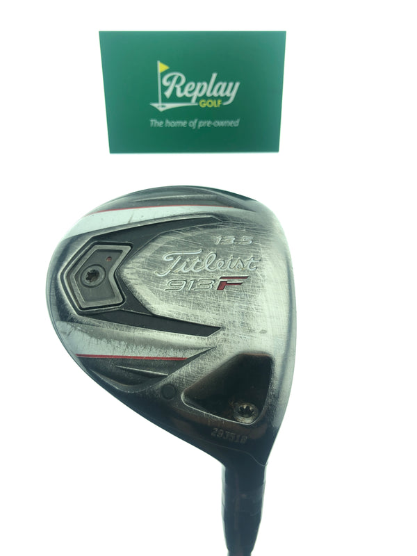 Titleist 913F 3 Fairway Wood / 13.5 Degrees / Diamana D+82 X-Flex