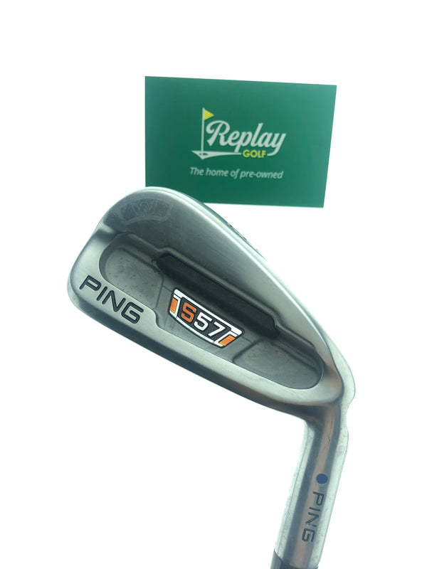 Ping S57 3 Iron / 21.0 Degrees / Dynamic Gold SL X100 X-Flex