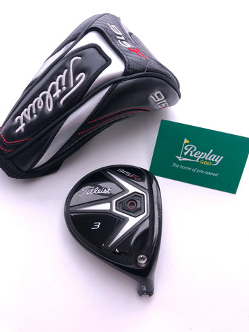 Titleist 915 Fd 3 Fairway Wood / HEAD ONLY / 15 Degree - Replay Golf