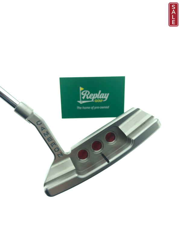 Scotty Cameron 2014 Select Newport 2 Putter / 35 Inch - Replay Golf