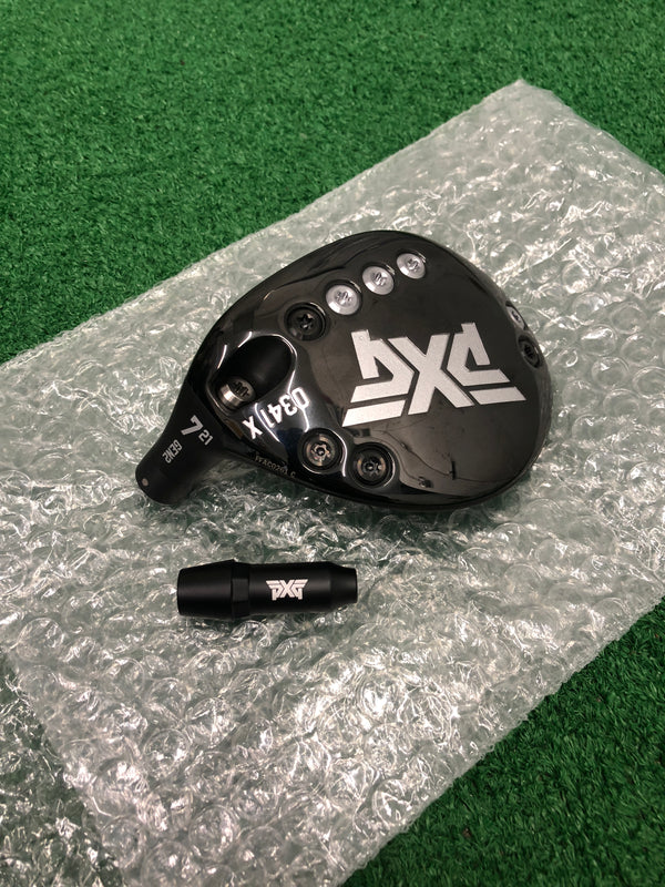 NEW PXG GEN 2 0341 X #7 Fairway Head / 21 Degree / HEAD ONLY / LEFT HAND - Replay Golf