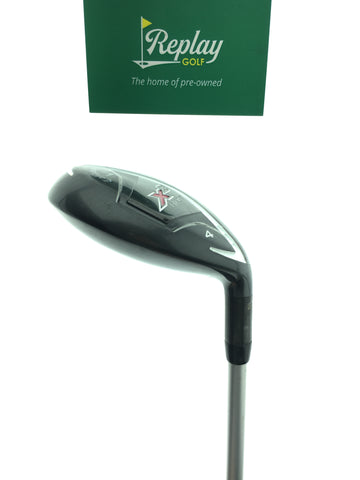 Callaway X2 Hot 4 Hybrid / 22 Degrees / Callaway Ladies Flex - Replay Golf