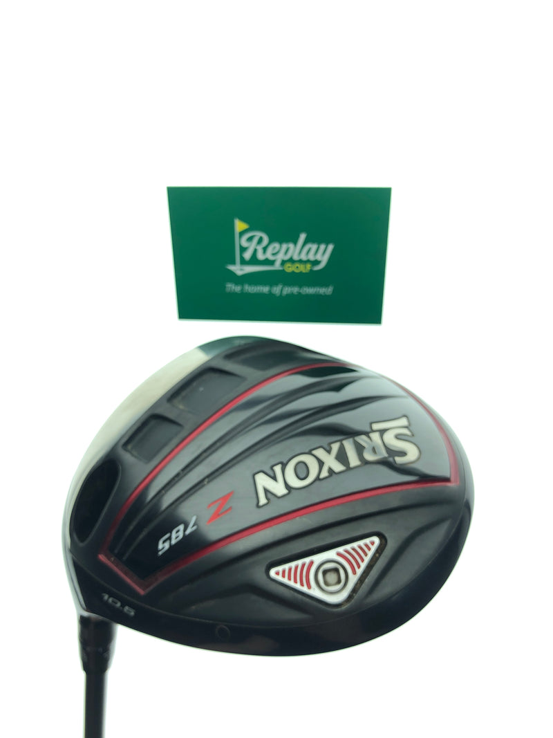 Srixon Z785 Driver / 10.5 Degrees / Project X HZRDUS Red 6.5 X-Flex / LEFT Hand - Replay Golf