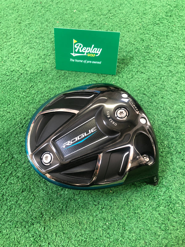 Callaway Callaway TOUR ISSUE Sub Zero Head Only / 10.5 Degrees - Replay Golf