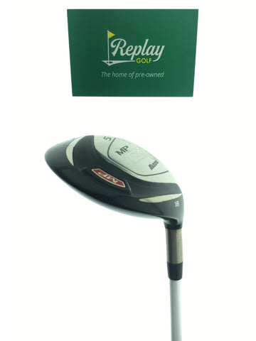 Mizuno 2010 MP Titanium 5 Fairway Wood / 18 Degrees / Fubuki Regular Flex - Replay Golf