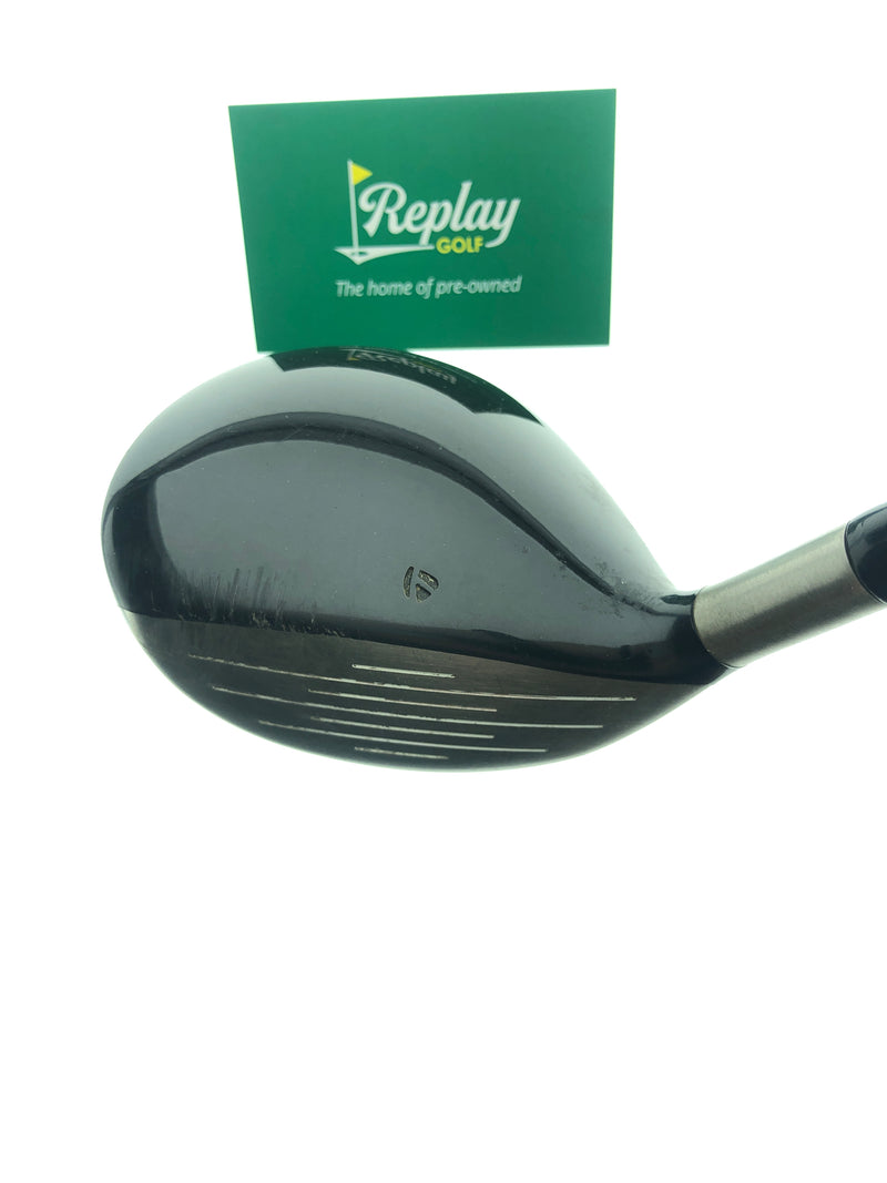 TaylorMade R7 TP 3 Fairway Wood / 15 Degrees / Fujikura Vista Pro 80 Stiff Flex - Replay Golf
