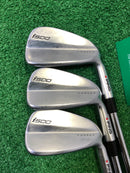 Ping i500 Iron Set / 6-PW / RED Dot / N.S Pro Modus 3 105 Stiff Flex - Replay Golf