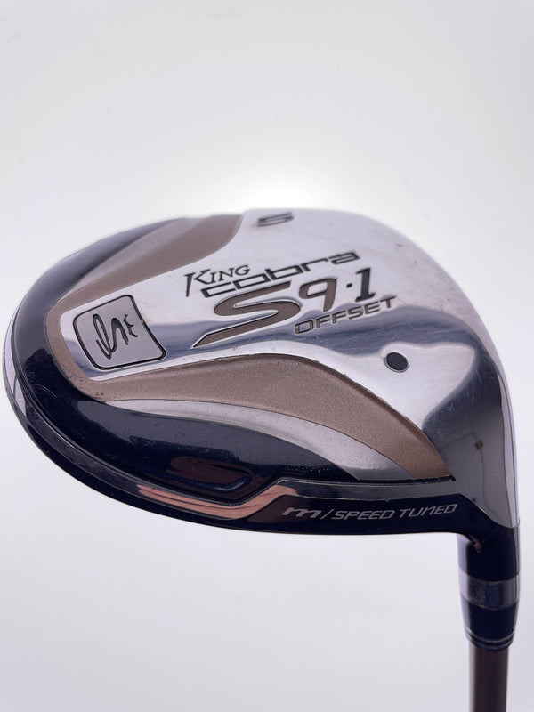 Ping i25 Driver / 9.5 Degree / Ping PWR65 Regular Flex / LEFT Hand