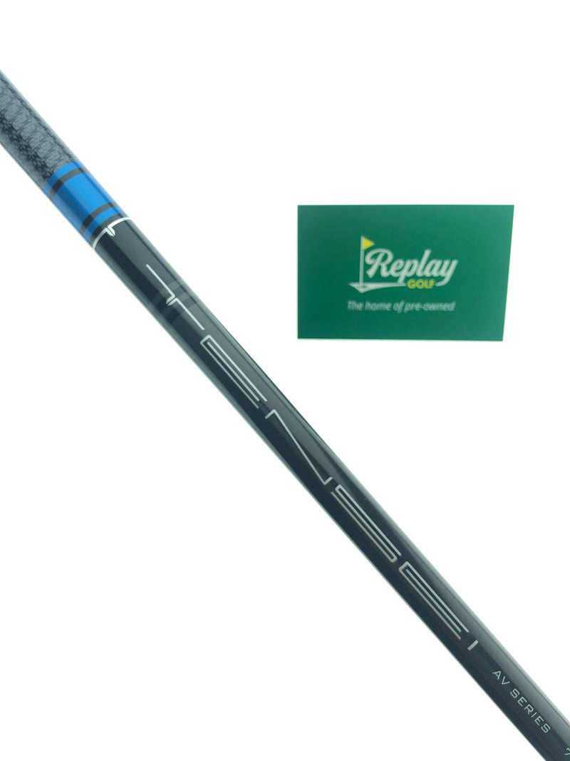 Mitsubishi Tensei AV Series Blue 75 Fairway Shaft / Stiff Flex / Callaway Adapter - Replay Golf