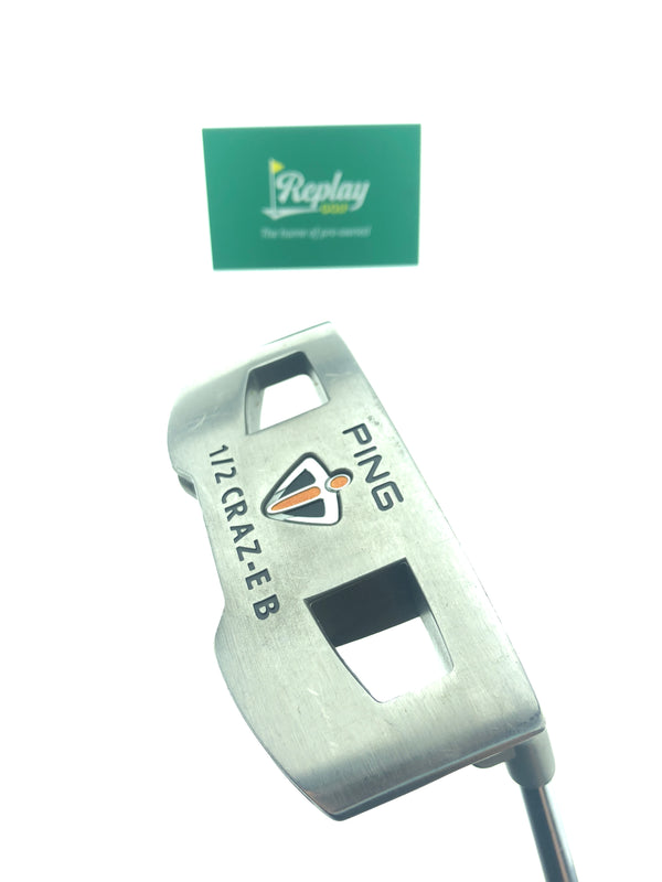 Ping I Series 1/2 CRAZ-E B Belly Putter / 43 Inches - Replay Golf