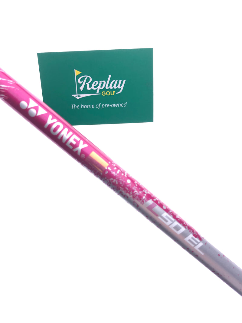 Yonex Ladies Ezone Elite 2 5 Hybrid / 26 Degrees / Yonex L50 Ladies Flex - Replay Golf