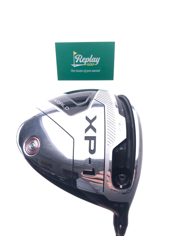 Honma XP-1 Driver / 9.5 Degrees / Vizard 43 Stiff Flex - Replay Golf