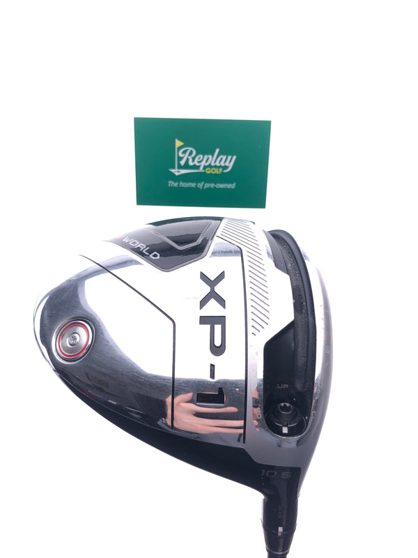Honma XP-1 Driver / 10.5 Degrees / Vizard 43 Regular Flex - Replay Golf