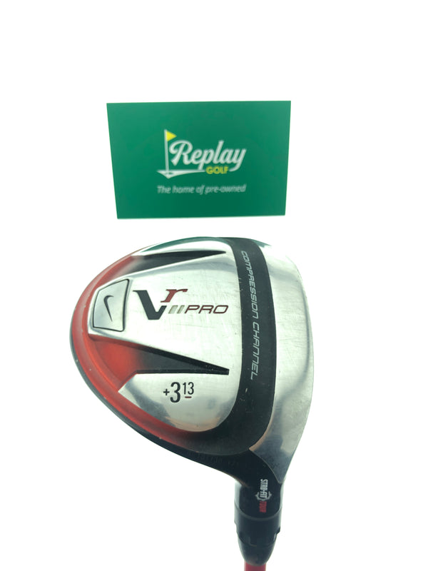 Nike Victory Red Pro 3 Fairway Wood / 13 Degrees / ATTS-T2 8X X-Flex