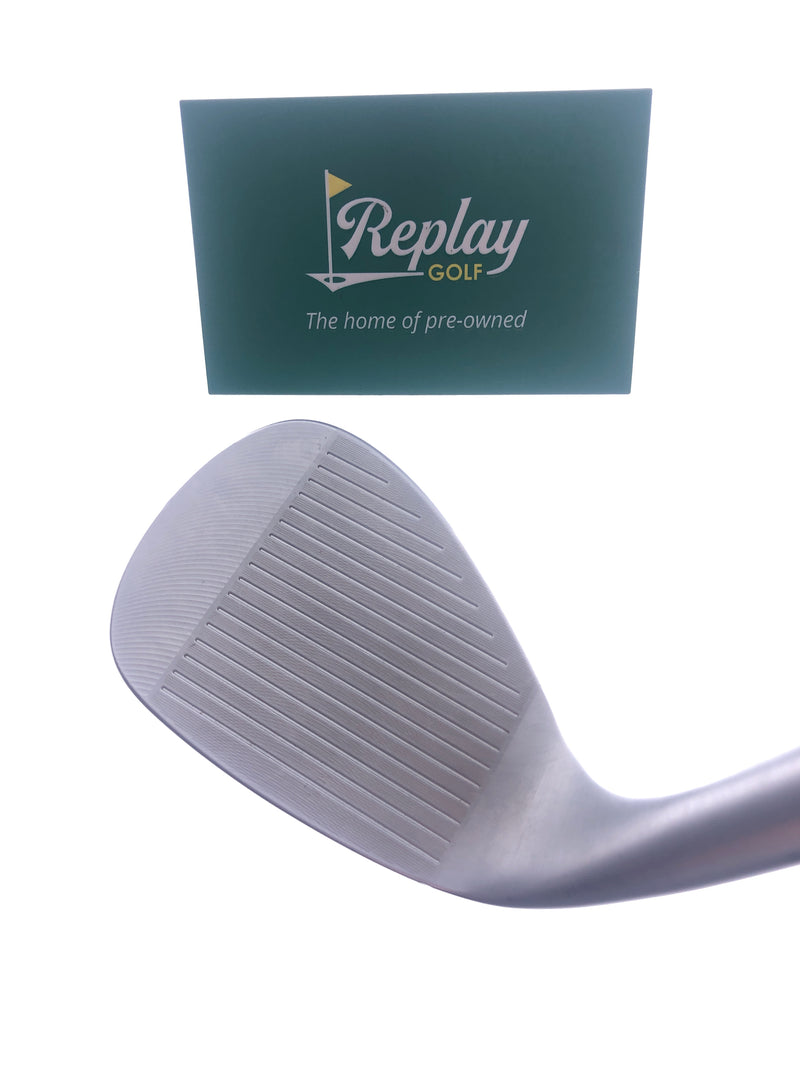Cleveland RTX 4 Tour Satin Lob Wedge / 58 Degree / Dynamic Gold Tour Issue Stiff Flex - Replay Golf