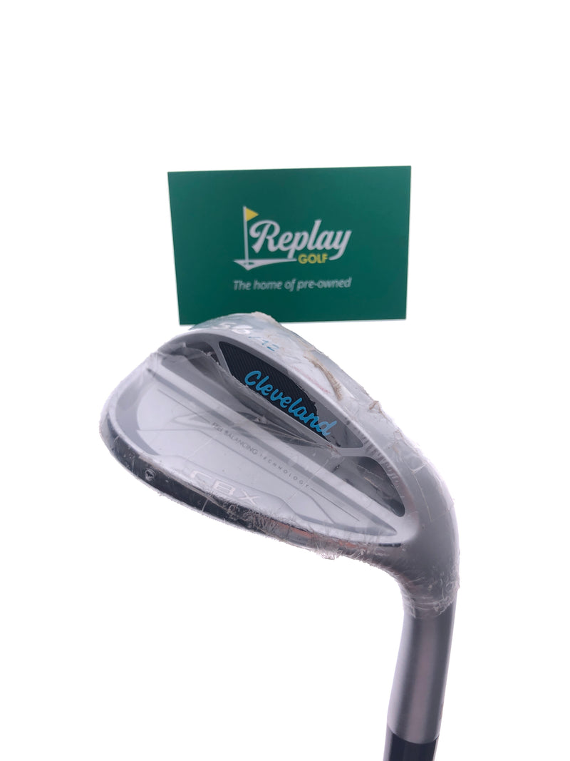 Cleveland Ladies CBX Sand Wedge / 56 Degrees / Graphite 50 Ladies Flex - Replay Golf