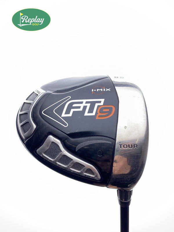 Callaway FT-9 Tour Driver / 9.5 Degrees / Stiff Flex