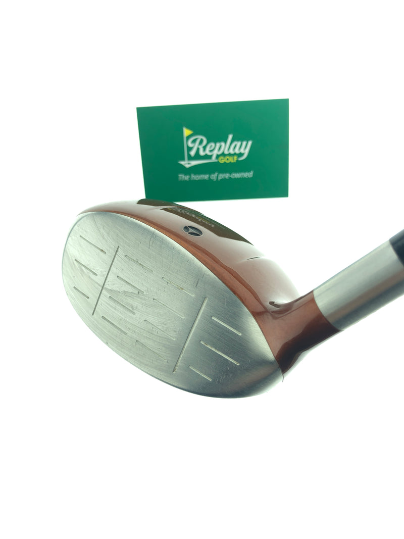 TaylorMade Burner SuperSteel Driver / 9.5 Degrees / TaylorMade R80 Regular Flex - Replay Golf