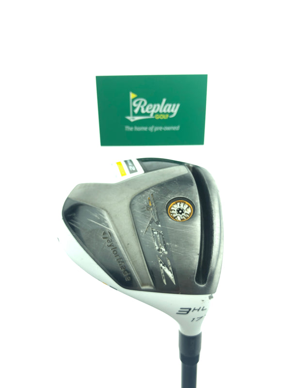 TaylorMade RBZ Stage 2 #3HL Fairway Wood / 17 Degrees / RocketFuel Regular Flex